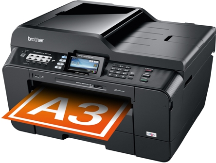 how to set up brother mfc 7860dw