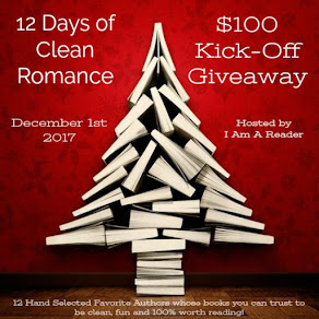 12 Days of Clean Romance - Kick-off - 1 December