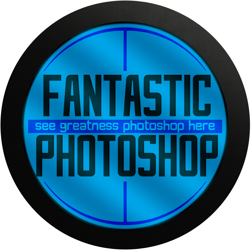Logo Fantastic Photoshop