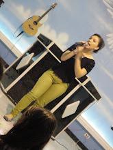 Cantora Priscilla Alcântara