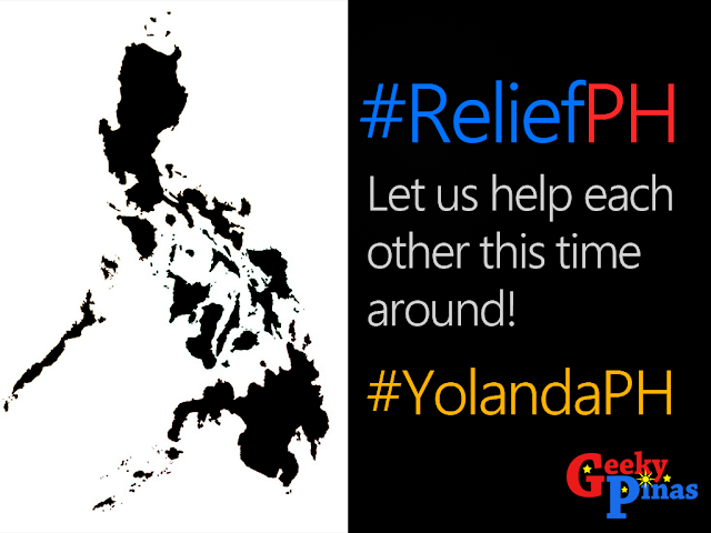 After #YolandaPH: Help & Relief Operations Unites All