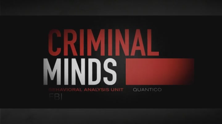Criminal Minds - Carbon Copy