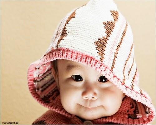Une jolie photo bébé japonais