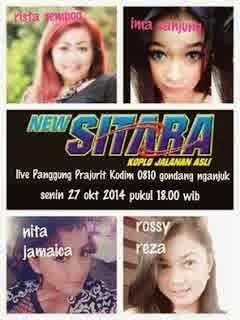 Download Album New Sitara Live Panggung Prajurit Kodim 0810 Nganjuk 2014 MP3