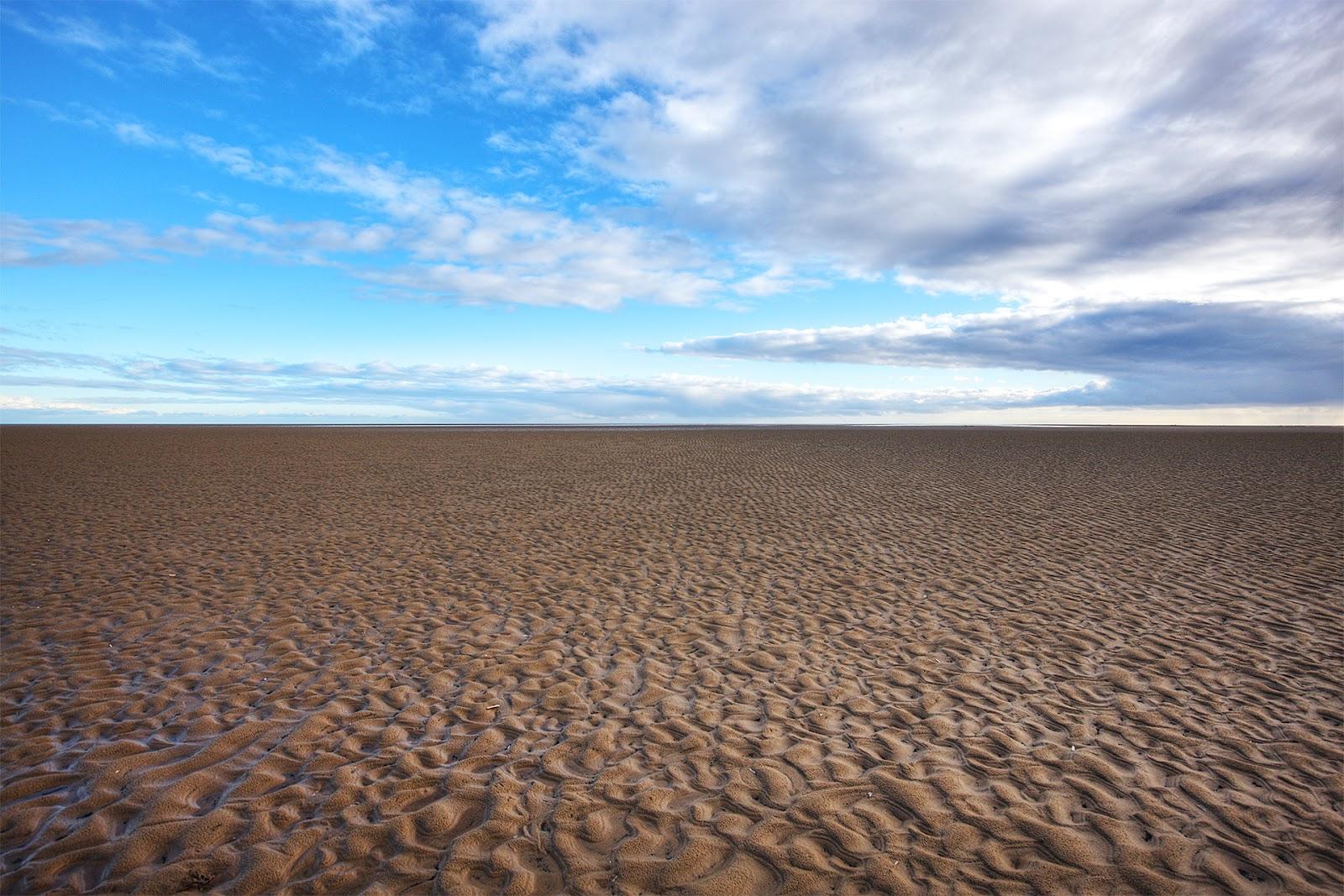 Bassa marea e sereno