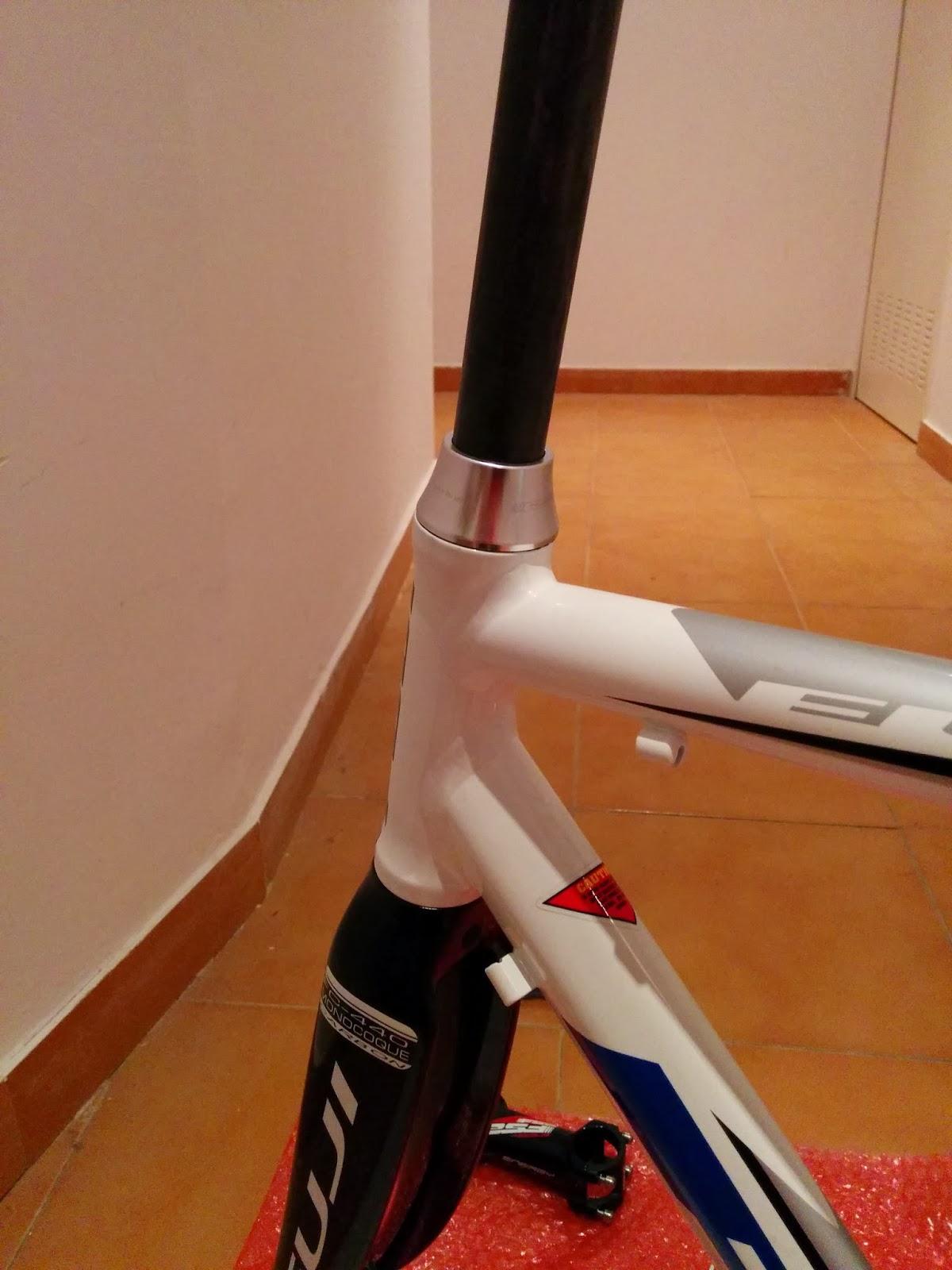 Monta tu bicicleta completa! (II): Montaje de la dirección ...