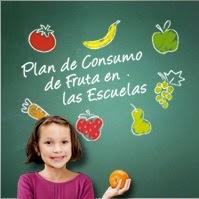 Plan de Consumo de froita nas escolas