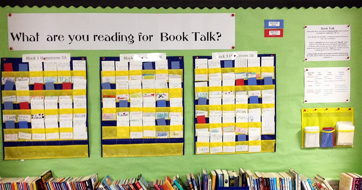 creating lifelong learners  book talk time and the library
