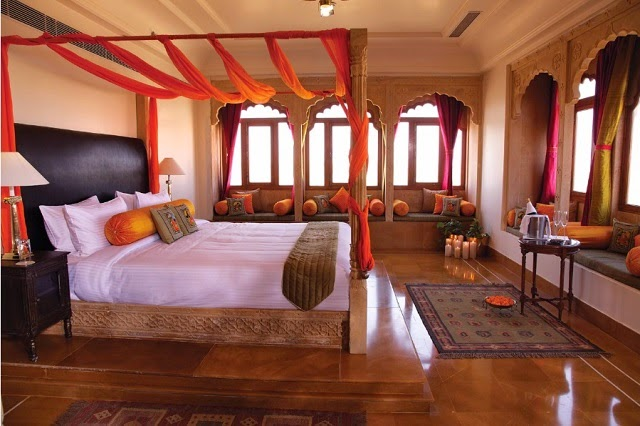 Suryagarh Hotels in Jaisalmer - your gateway to the Thar Desert
