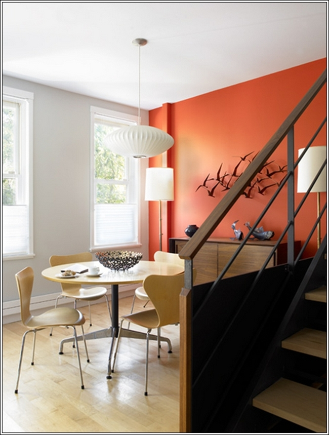 Le trio d\'Orange, le Blanc et le Noir dans vos maisons ~ Décor de ...