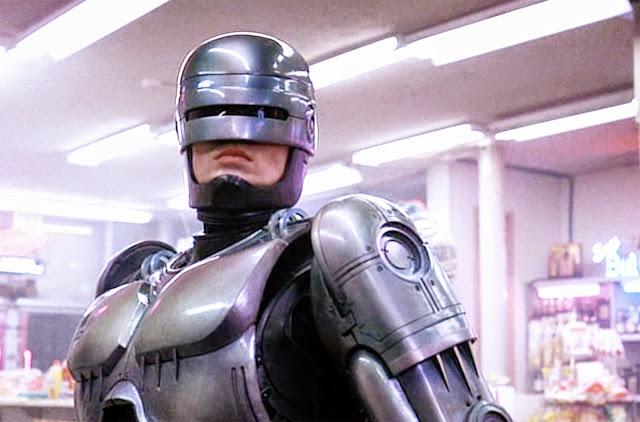 toyhaven: What color was RoboCop in the original 1987 film ... Robocop 1987 Suit