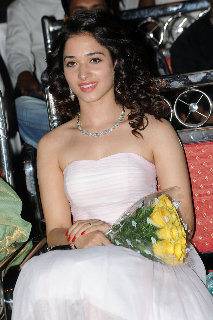 Tamanna Latest Stills in white