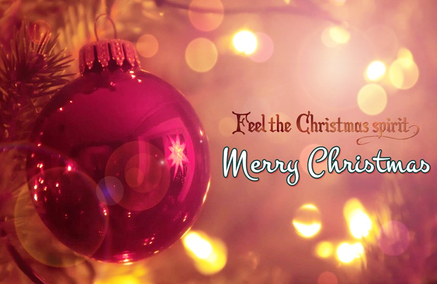 Free Beautiful Merry Christmas Greetings Images Hd 2017