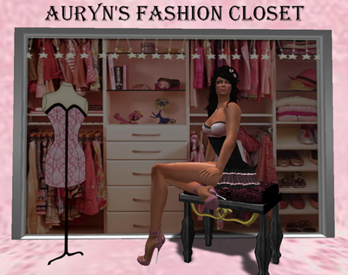Auryn&#39;s Fashion Closet
