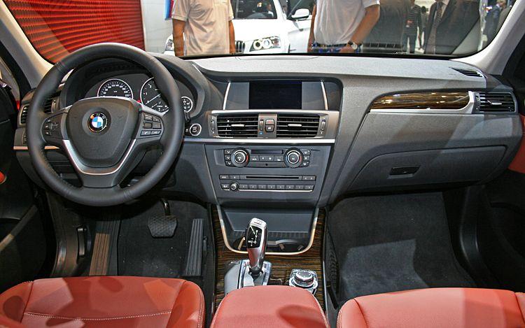 2011 Cars 2011 Bmw X3