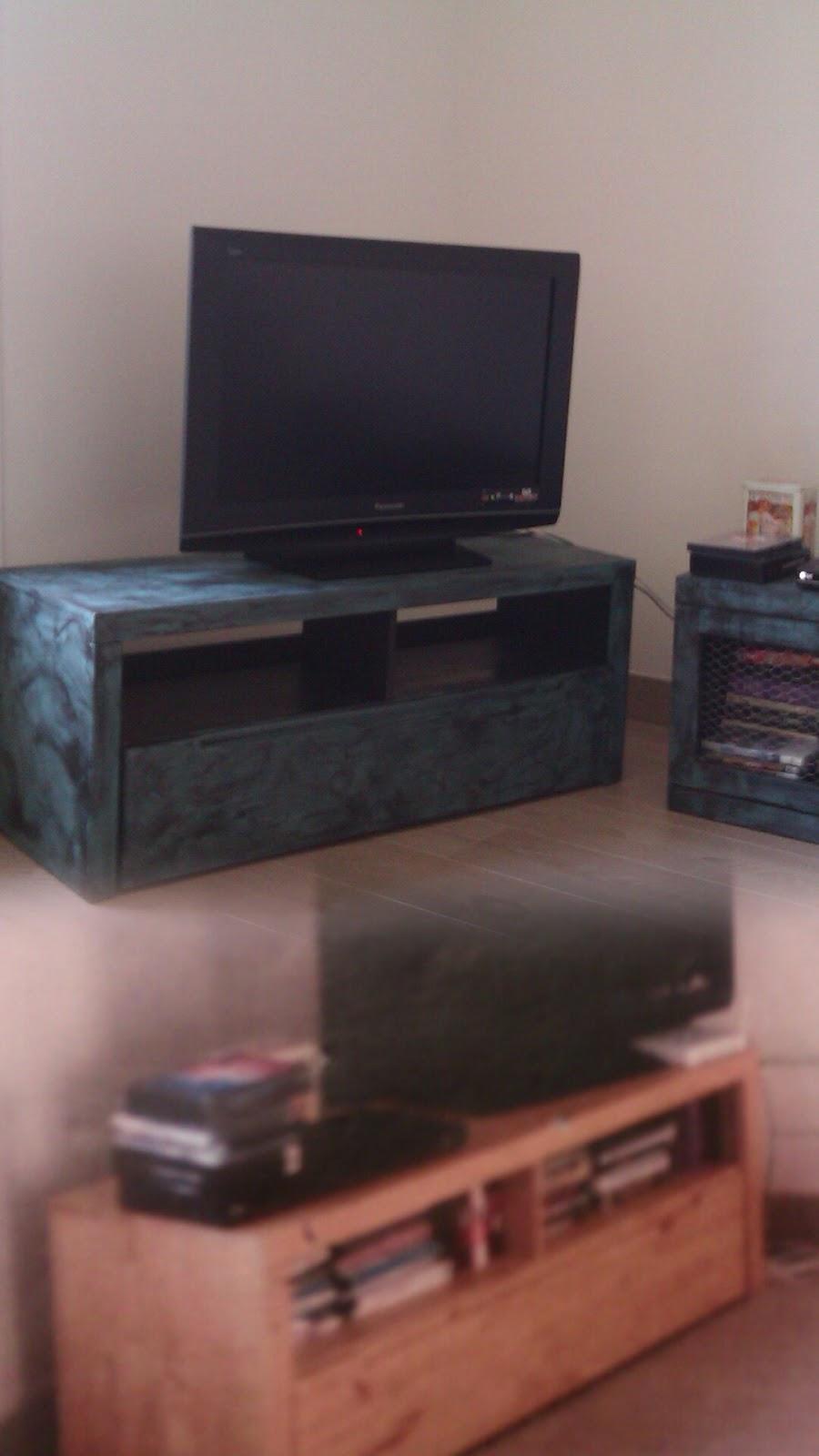 Candini muebles pintados nuevos y redecorados decapar muebles un orgullo de oficio - Decapar muebles barnizados ...