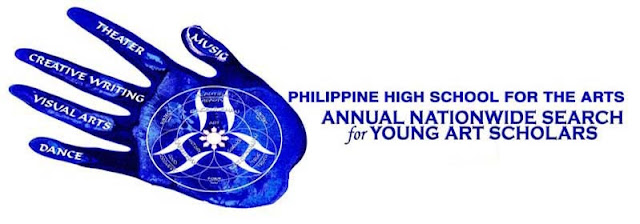 PHSA Annual Nationwide Search for Young Arts Scholars 2014