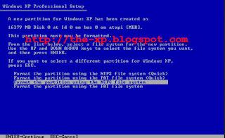 Panduan Cara Format Harddisk Tanpa Masuk Windows sehingga mudah dan cepat tutorial dalam format harddisk.Ikuti cara berikut ini