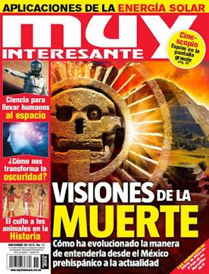Revista Muy Interesante México – Noviembre 2015 – PDF True