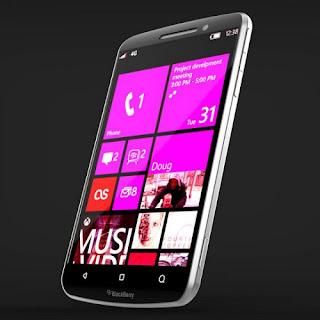 Blackberry Windows Phone 8