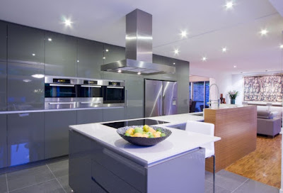 Interior Decoration Modern Kitchen Design