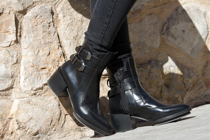 Botines de la Colección de zapatos de la blogger Adicta a los Zapatos withorwithoutshoes