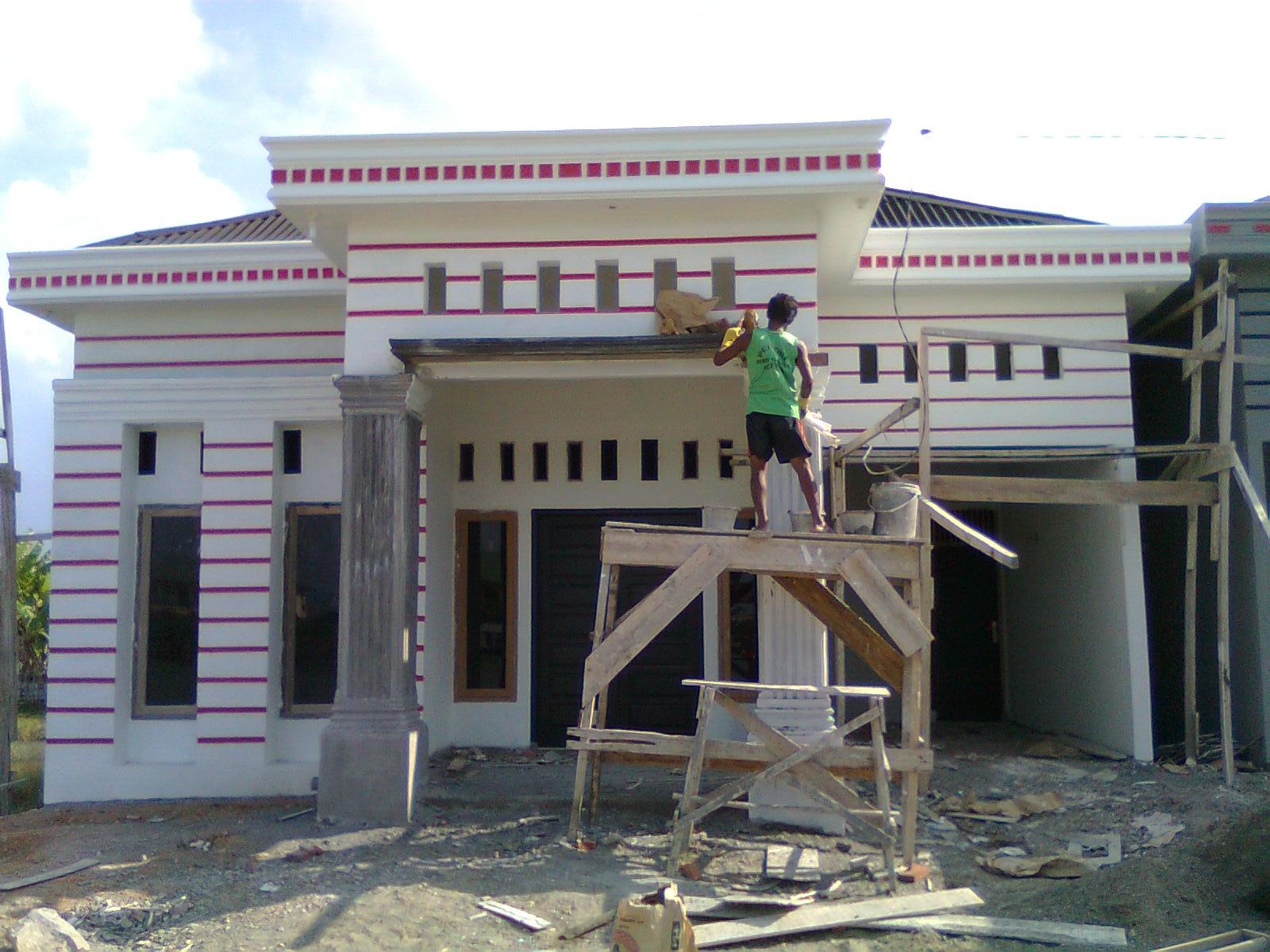 desain rumah 2016 rumah minimalis di desa images
