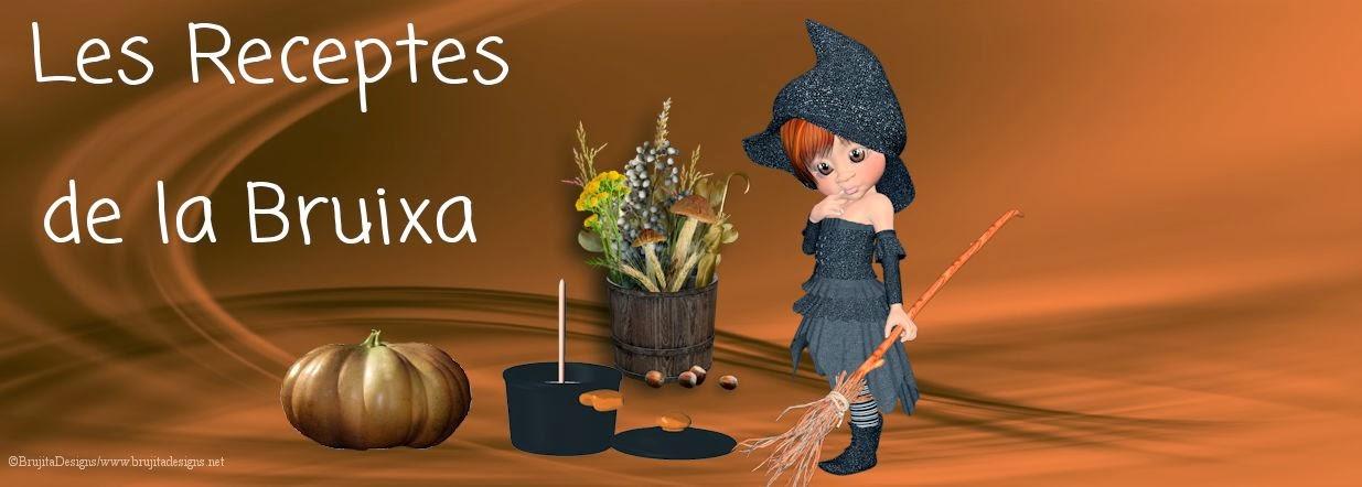 Les Receptes de la Bruixa