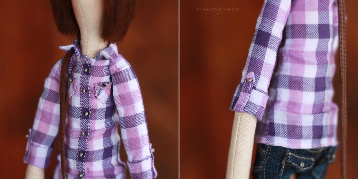 Портретные куклы по фотографиям