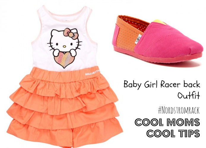 cool moms cool tips #nordstrom baby girl outfit