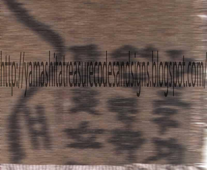 Yamashita Treasure Codes And Signs