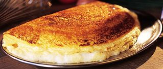 Cozinha do rodrigo j b omelete francesa l omelette de la m re poulard - Omelette de la mere poulard ...