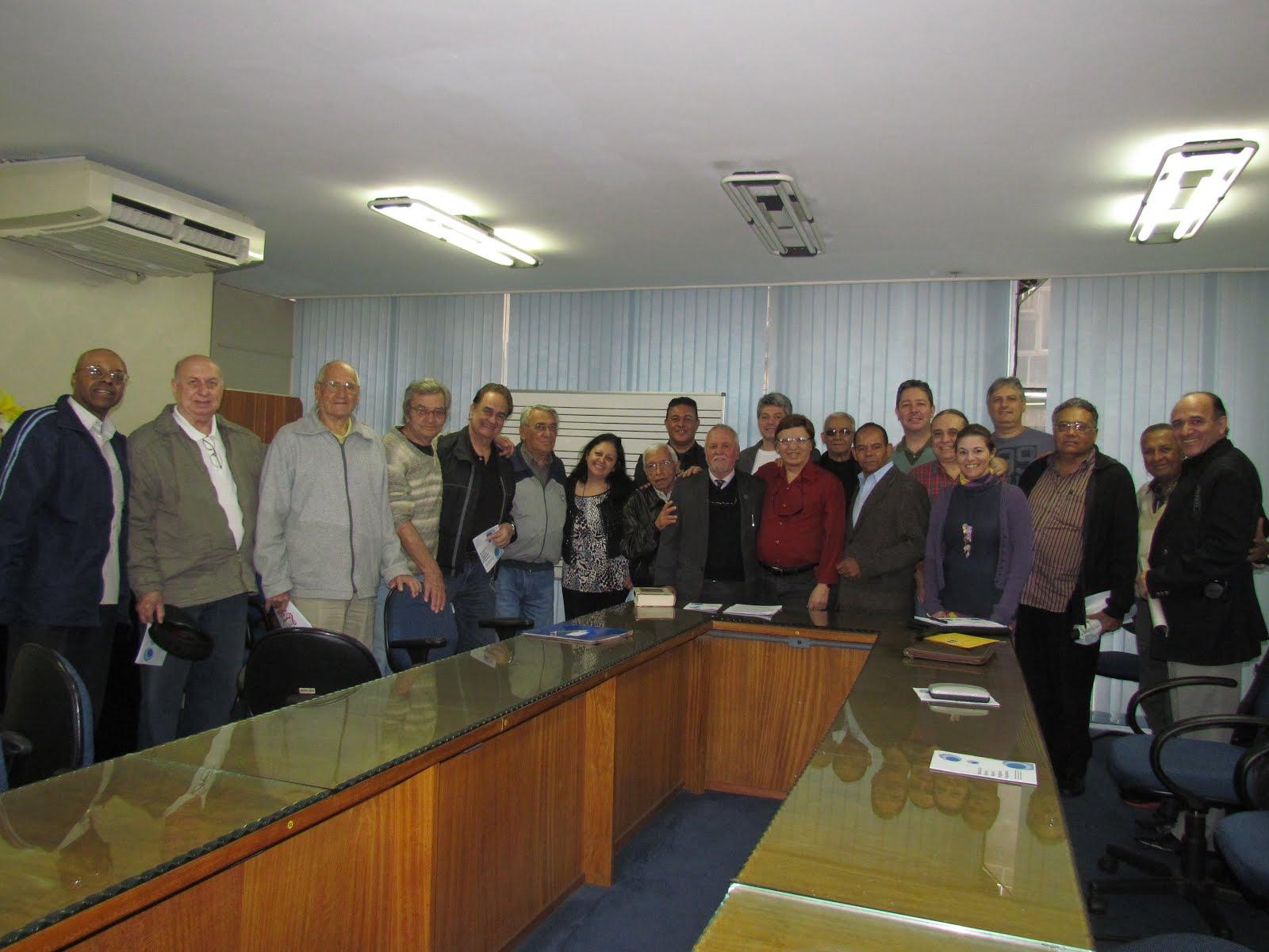 Reunião de Fundação da UPARS - 30/05/2014