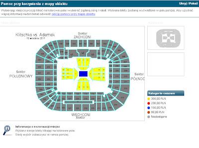 stadion wrocław plan