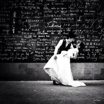 le mur des je t'aime © Laura Prospero