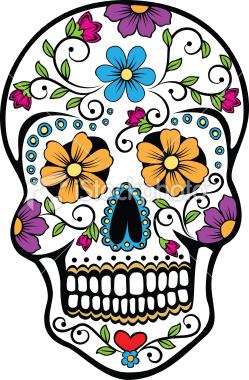 Skulls - Magazine cover