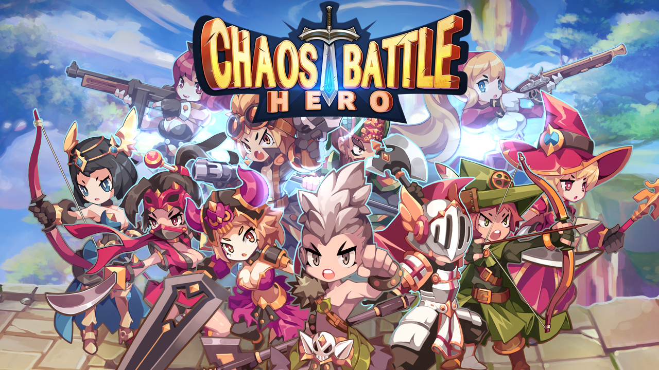 Chaos Battle Hero Gameplay IOS / Android