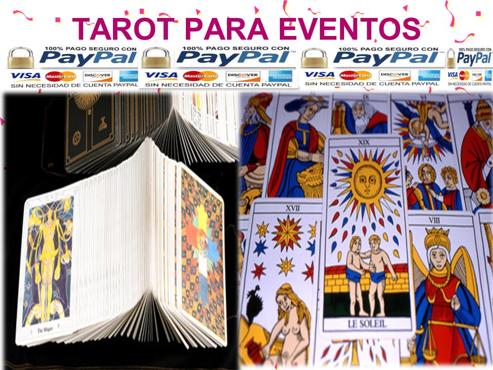 Tarot Para Eventos