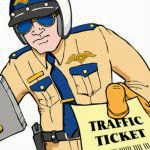 Sanción tráfico