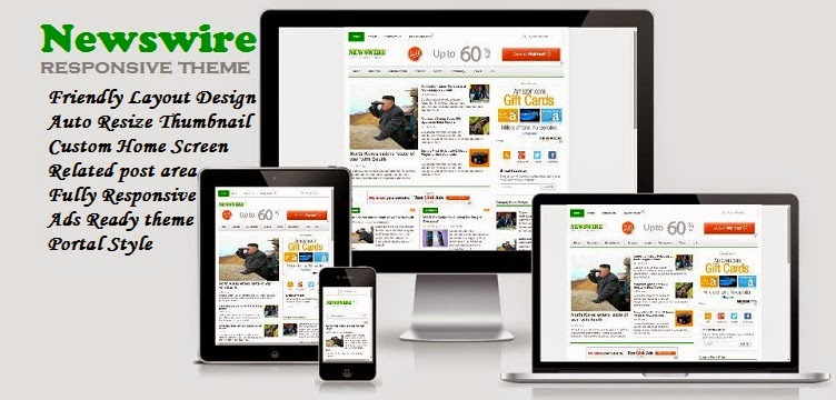 Newswire Responsive Design