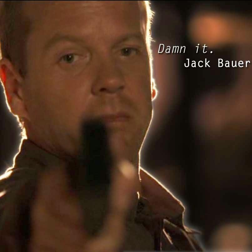 Jack Bauer Los Lunes Seriefilos
