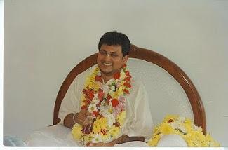 Página de Srila Gurudeva