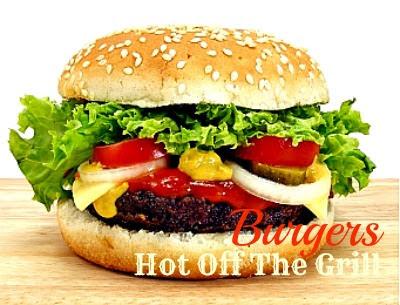 copycat recipe for Bonzai burgers at Red Robin; hamburgers