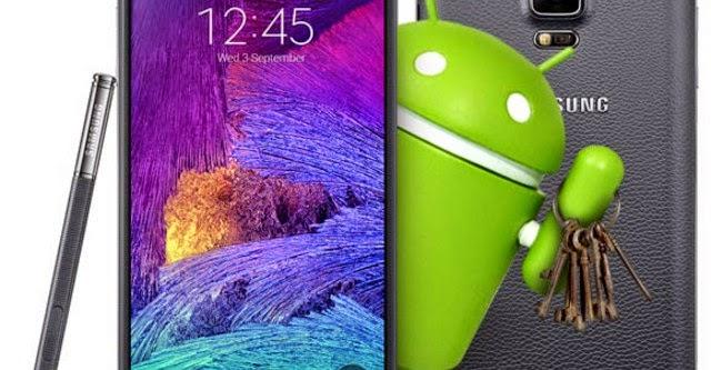 Galaxy Note 4 nhận bản cập nhật cải thiện pin