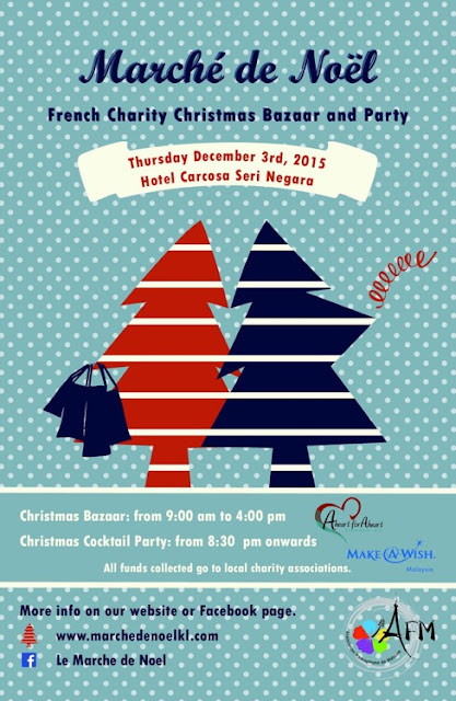 Where To Find Quirky & Chic Items For Christmas, Quirky & Chic Items, Christmas 2015, Le Marché de Noël 2015, carcosa seri negara, Make-A-Wish Malaysia, A-Heart-For-A-Heart, Charity Christamas