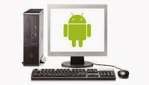 Android desktop computer
