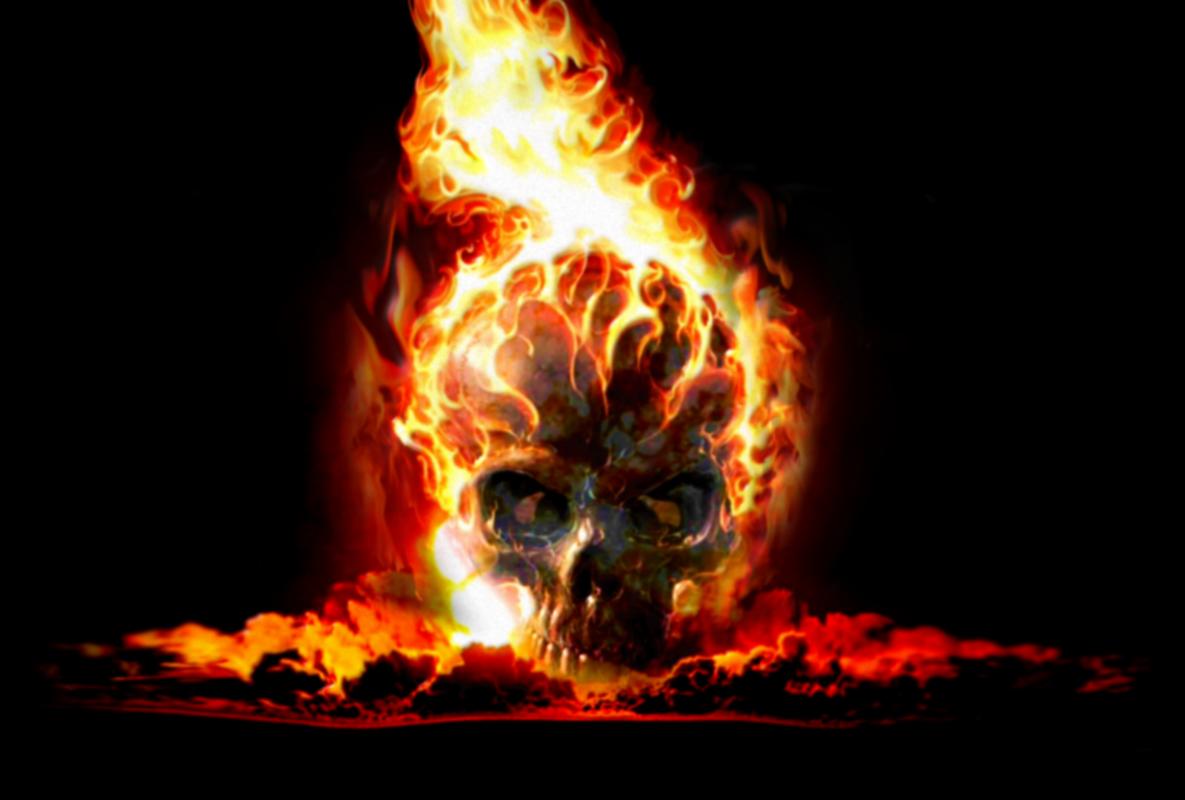 Огонь фото на аву