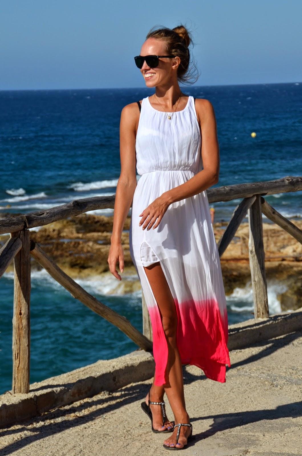 ombre dress gina tricot hersonissos crete