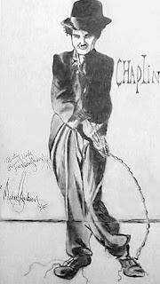Michael Jackson Artist Chaplin