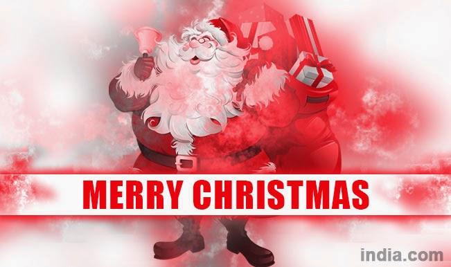 Merry Christmas 2015: Best Christmas SMS, WhatsApp & Facebook ...